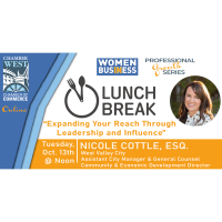 Women in Business Professional Growth Series - Online Lunch Break