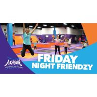 Friday Night Frenzy at Altitude Trampoline Park