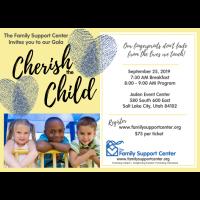 Family Support Center Gala - Cherish the Child