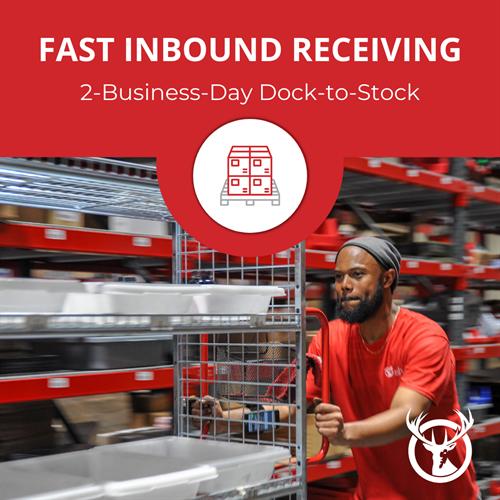 Fast Inbound Receiving