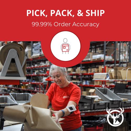 Pick, Pack, & Ship