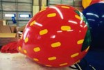 USA Manufacturer of custom helium balloons.