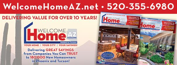 Welcome Home AZ Magazine