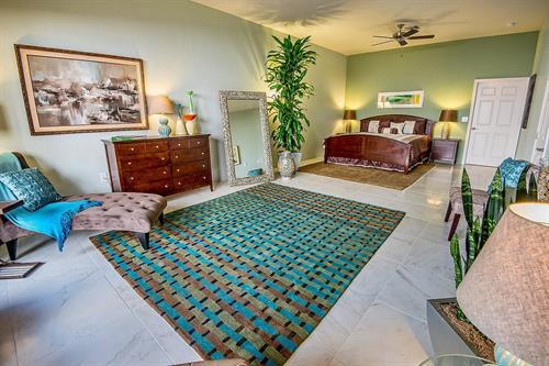 Vision House Tucson - Master bedroom