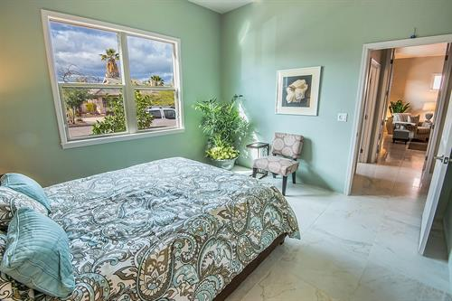 Vision House Tucson - Bedroom