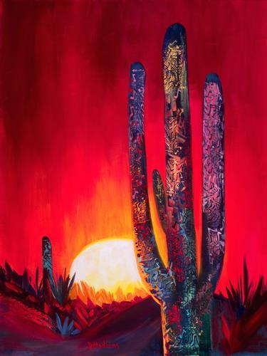 Singing Saguaro