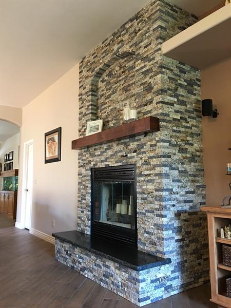 Venetian Blend Fireplace
