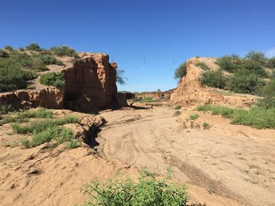 HX Dam Repair