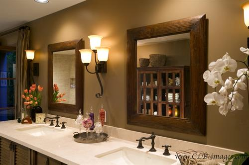 Kenneth Brown Design Bathroom