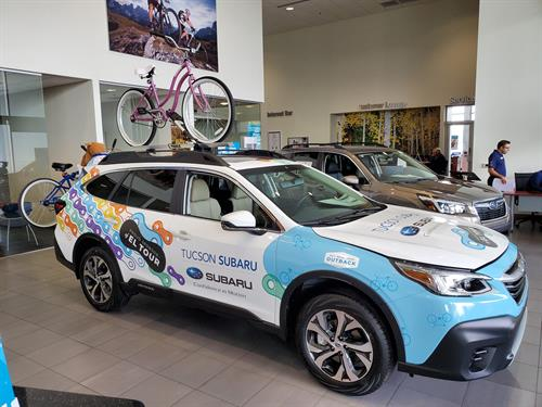 Full Vehicle Wraps! (Design for this wrap by Tucci Creative)