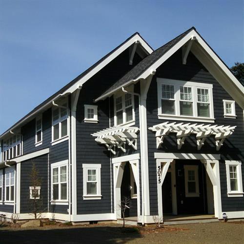 Exterior Beach Home