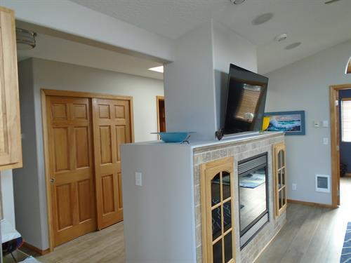 Beach Retreat Interior