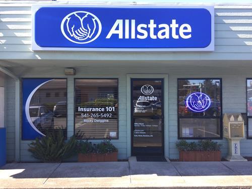 Allstate Insurance 101