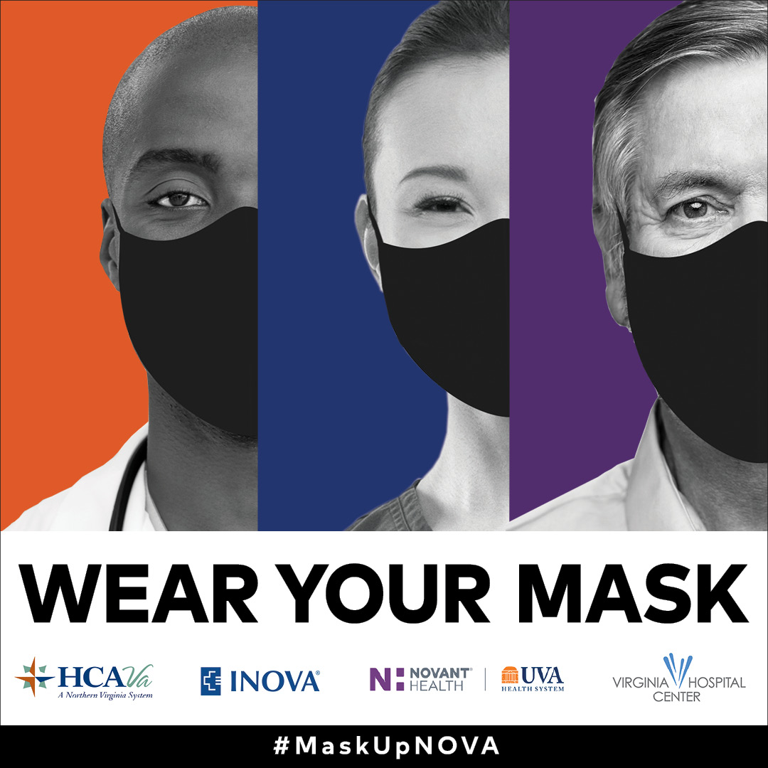 Local Healthcare Systems Join Forces on Masking Campaign