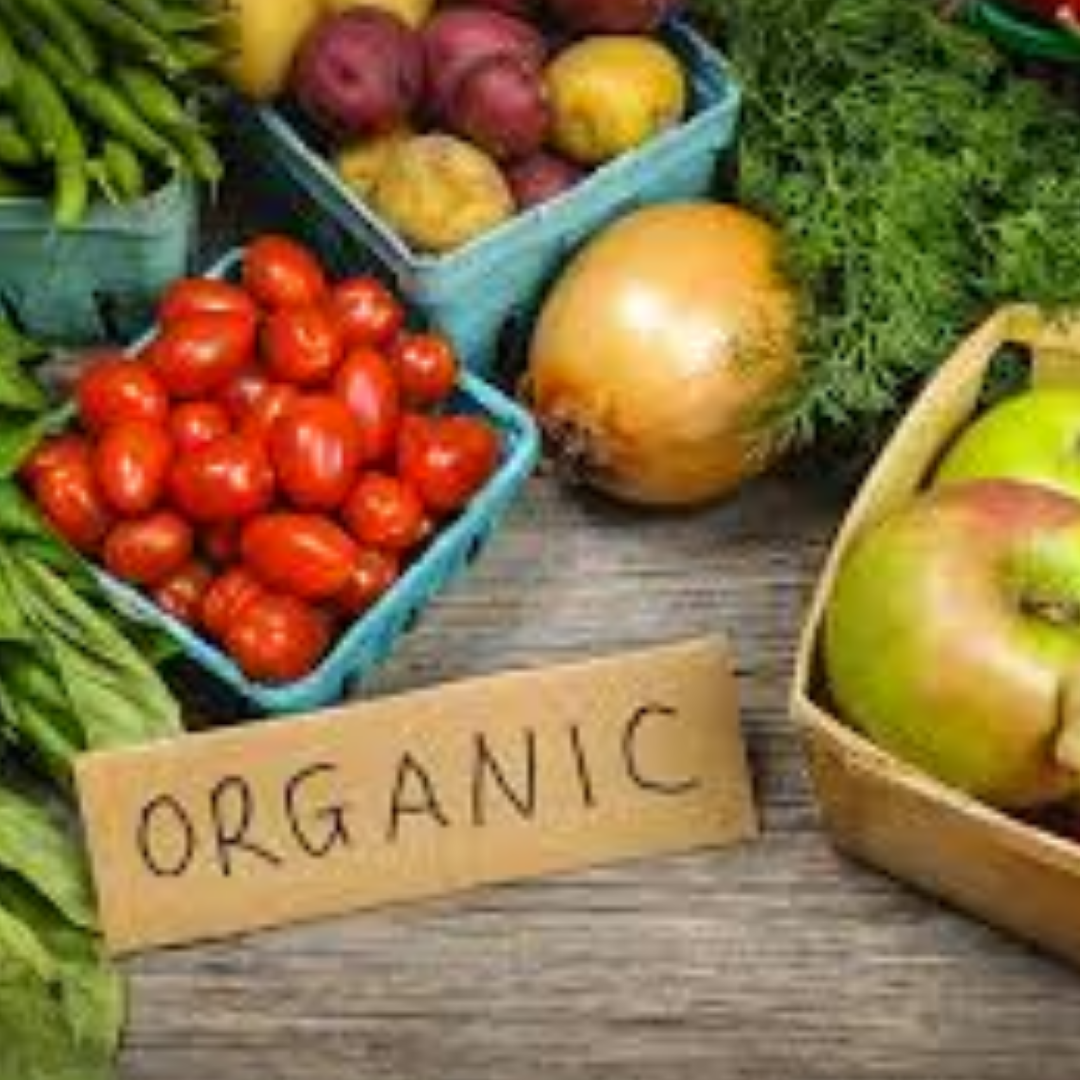 Why is organic food healthy for you?