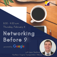 Networking Before Nine powered by Google