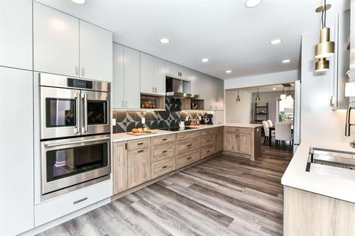 Reston Townhome Remodel