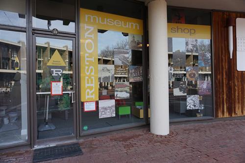 Reston Musuem Storefront