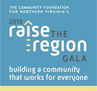 Community Foundation for Northern Virginia's 2019 Raise the Region Gala