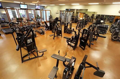 Health Club/Fitness Center