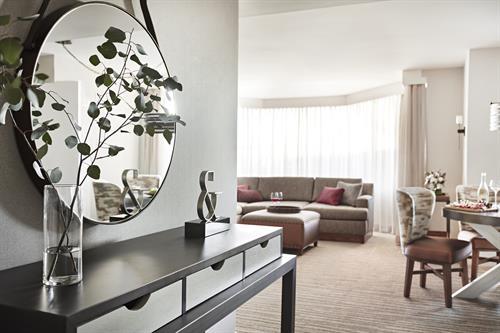 Hospitality Suite Interior