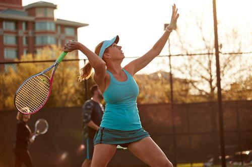 Lansdowne Tennis Courts