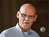 """Prudential Speaker Series - James Carville - """"2020 Election and Political Environment"""""""