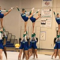 2019 Varsity Competitive Cheer - Liberty District and Region Champs; 4th States