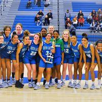 2019-20 Varisty Girls Basketball photo: Reggie Copeland