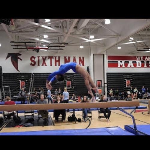 Gymnastics 2020 photo: Yearbook
