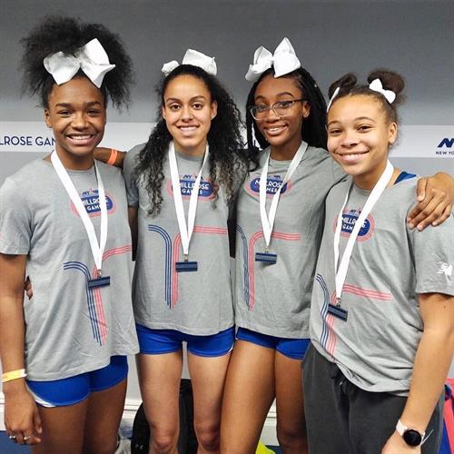 All Americans!  photo: Track and Field