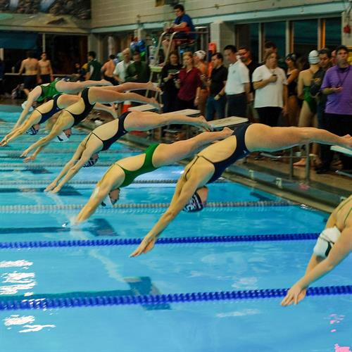 Swimming 2020 photo: McCrea
