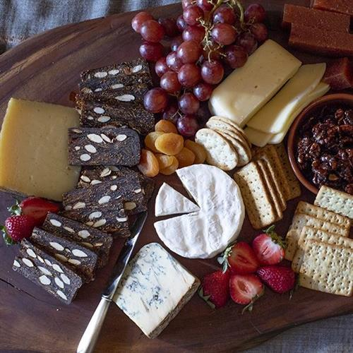 Balducci's - Artisanal Cheese Sampler Platter