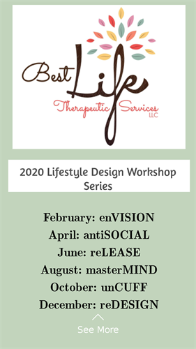 2020 Lifestyle Design Workshop Series