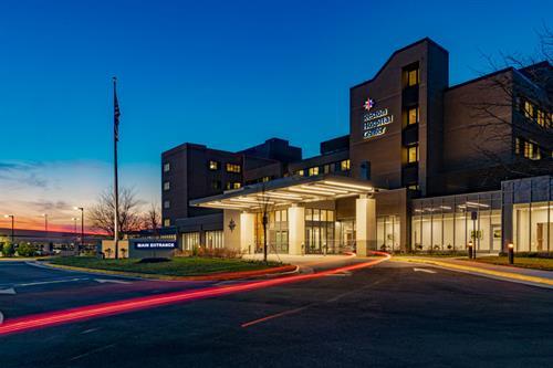 Reston Hospital Center - Main Entrance