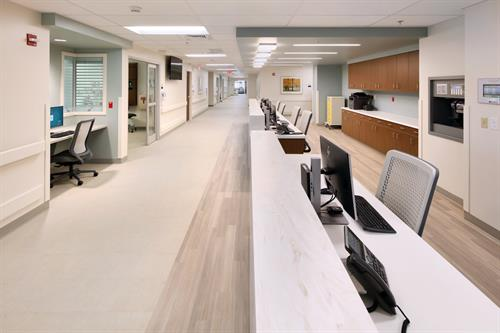 Reston Hospital Center - ICU