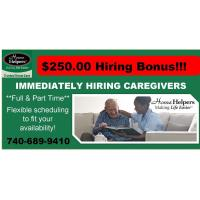 Full & Part Time Caregivers