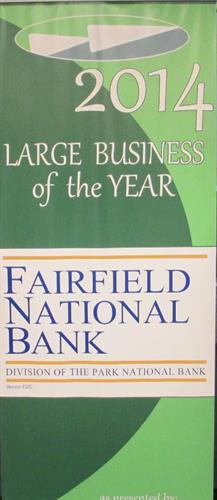 FNB named 2014 Large Business of the Year