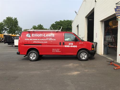 Fleet Graphics: Elliott-Lewis Companies