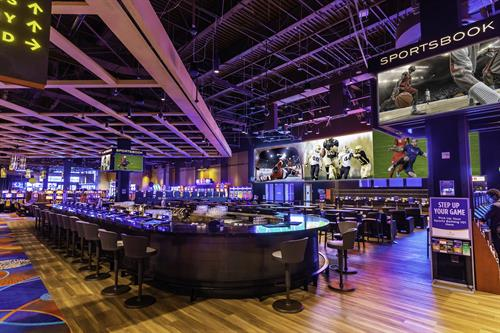 BetRivers SportsBook at Rivers Casino Philadelphia