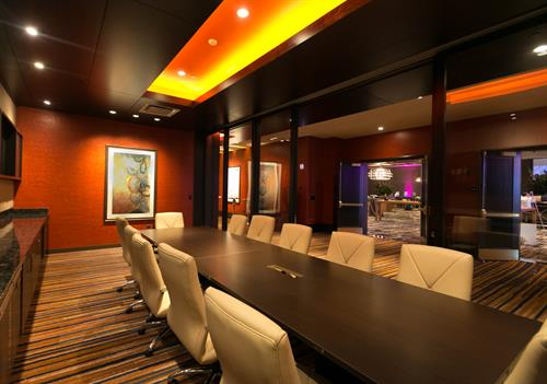 Boardroom at The Event Center at Rivers Casino Philadelphia