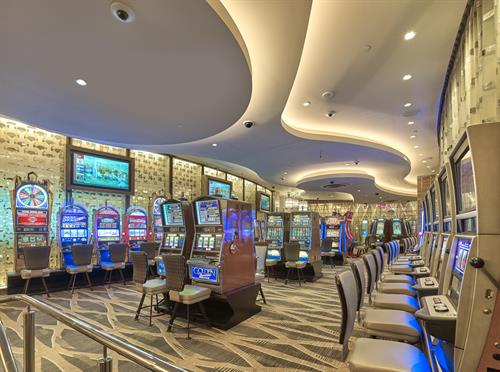 SugarHouse Casino High Limit Gaming Area
