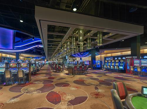 Rivers Casino Philadelphia Gaming Floor