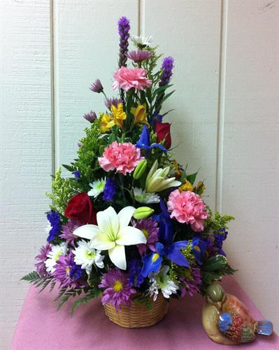 Flowers make the moment... Let us make a moment for you, at Stein Your Florist Co.