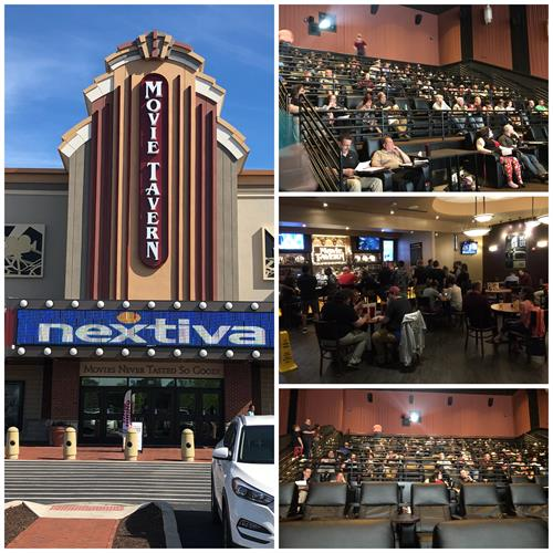 Movie Tavern Event Exton, Pa-Fun night with some great networking