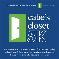 Catie's Closet Every Step of the Way 5K