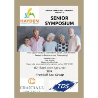 Senior Symposium / Networking Breakfast 12.19.2019