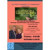 Lunch & Learn - February 2020