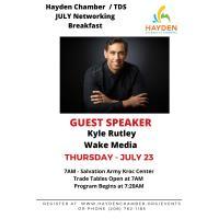 Networking Breakfast July 23, 2020
