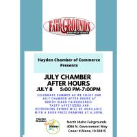 Chamber After Hours - July 8, 2020